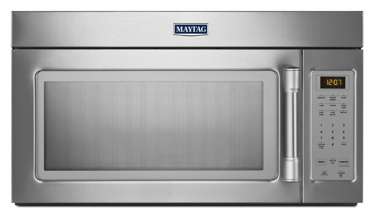 12 inch over the range microwave - Over The Range Microwave Oven With 1000 Watts 220 Cfm Venting System Quick Touch Settings Grease Filter Hidden Vent 12 Inch Diameter Turntable And