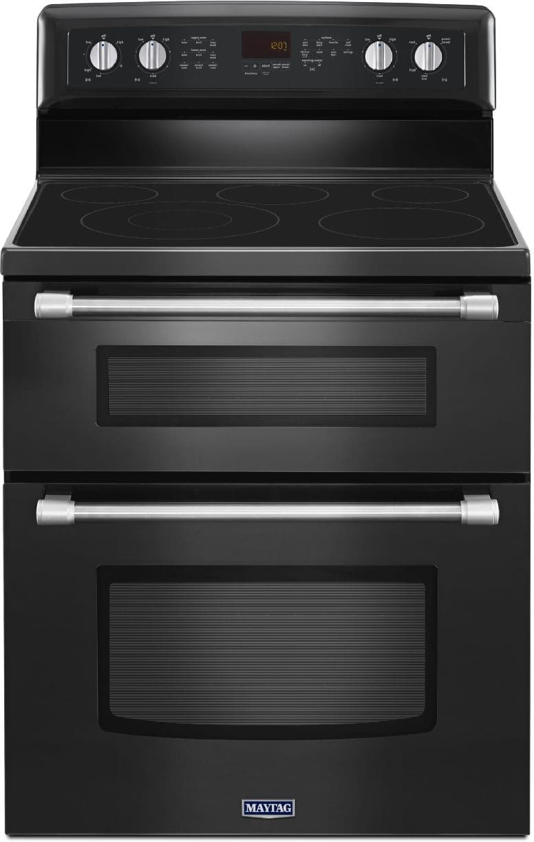 Maytag Met8720de 30 Inch Freestanding Smoothtop Electric