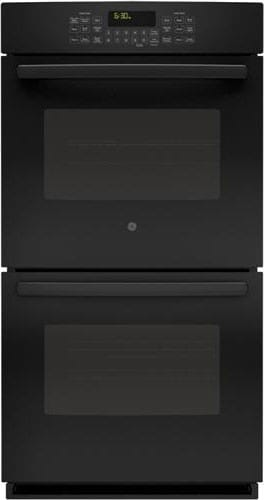 Ge Pk7500dfbb 27 Inch Double Electric Wall Oven With 4 3