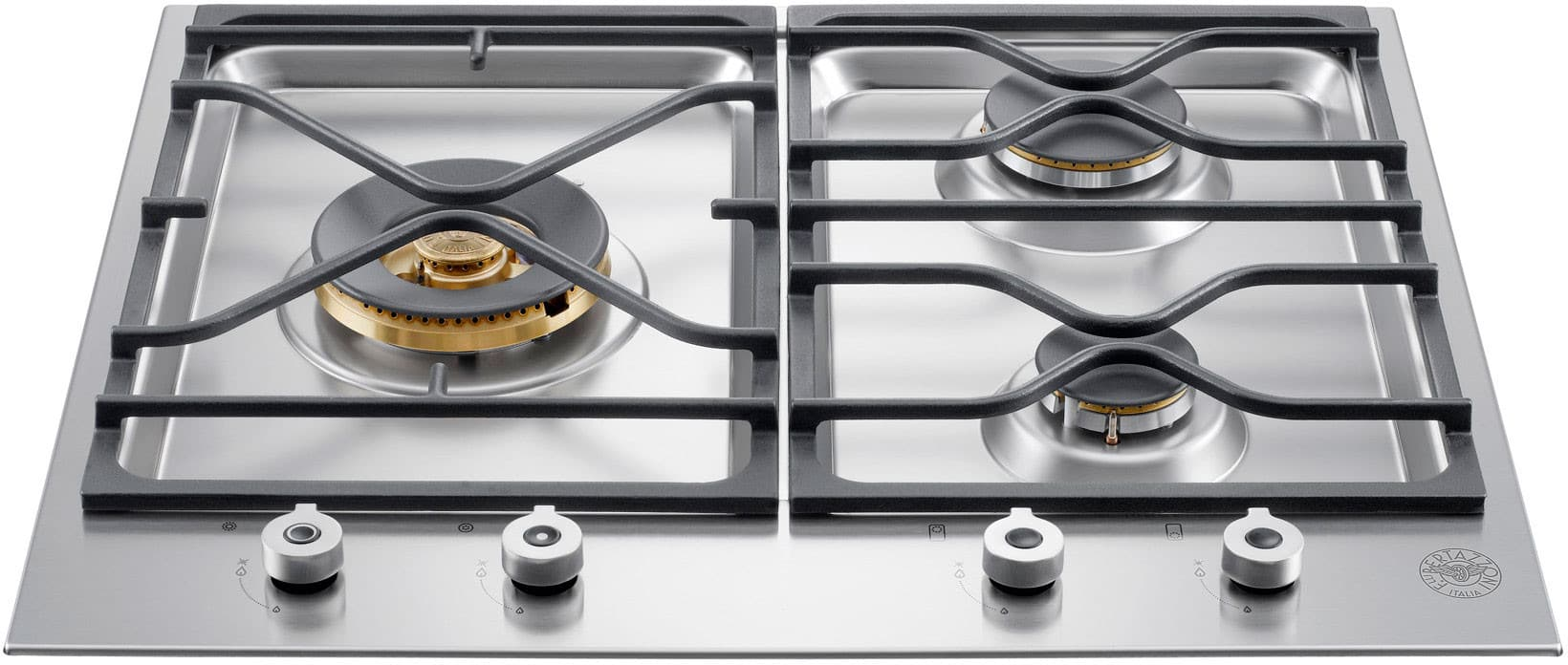 Bertazzoni Pmb24300x 24 Inch Gas Cooktop With 3 Sealed