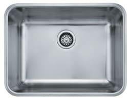 franke grande series gdx11023 single bowl stainless steel sink - Franke Sink