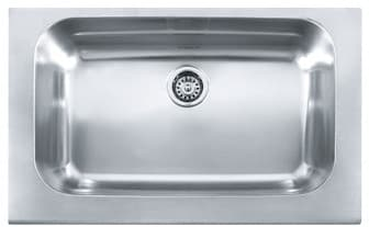 Franke Manor House Series MHXOXX110   Apron Front Single Bowl Stainless  Steel Sink ...