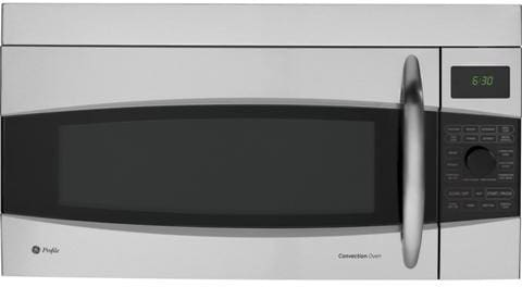 Ge Pvm1790srss 1 7 Cu Ft Over The Range Microwave Oven