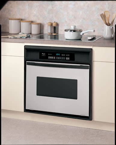 Whirlpool Rbs305pdt 30 Inch Single Electric Wall Oven With