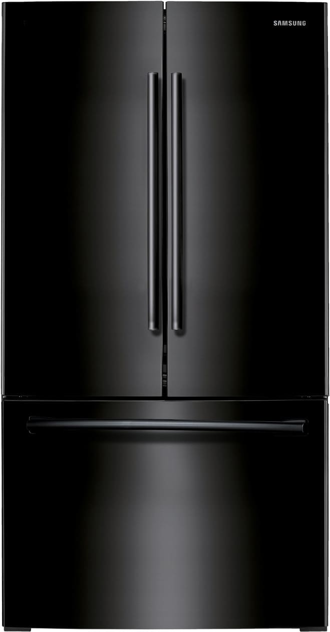 Samsung Rf261beaebc 36 Inch French Door Refrigerator With
