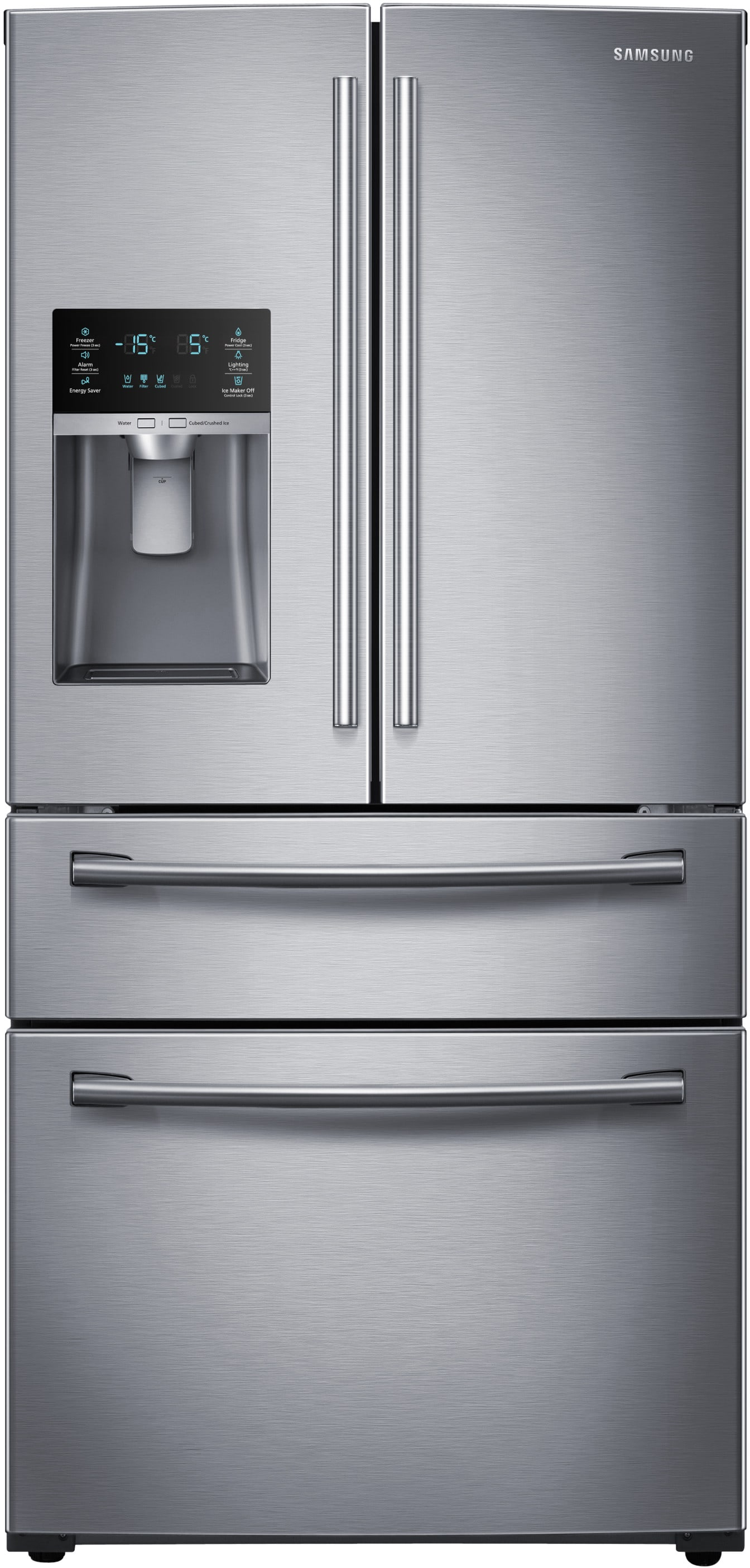 haier 28 in w 15 cu ft french door refrigerator in stainless steel. haier 28 in w 15 cu ft french door refrigerator stainless steel o