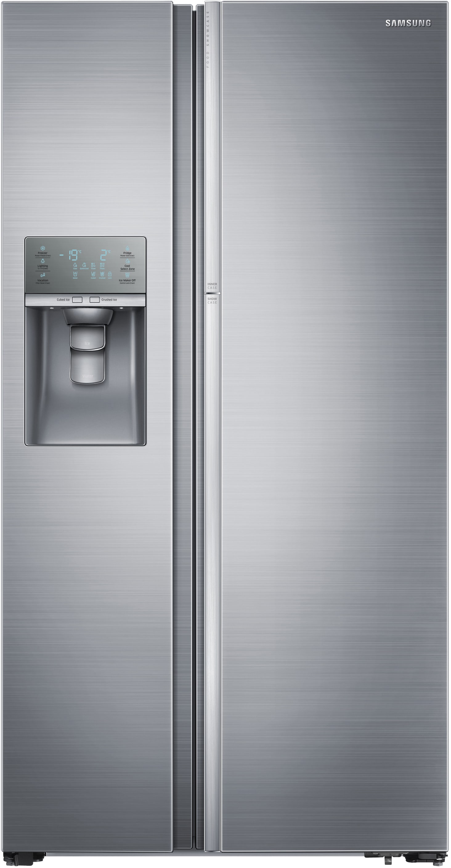 Samsung Rh29h9000sr 36 Inch Side By Side Refrigerator With