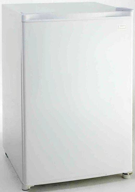 Avanti Rm4506w 4 5 Cu Ft Compact Refrigerator With Slide