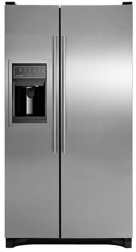 Fisher Amp Paykel Rx256dt7x1 25 6 Cu Ft Side By Side