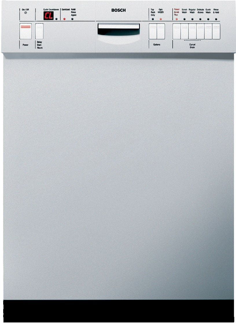 Bosch Shu66c05uc Manual