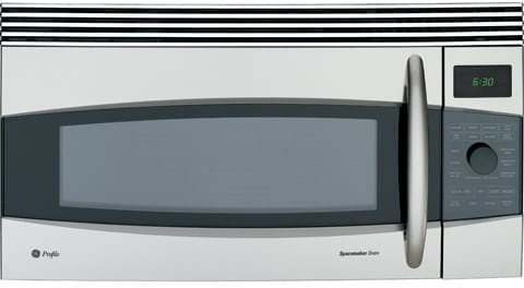 Ge Jvm1790sk 1 7 Cu Ft Over The Range Microwave Oven
