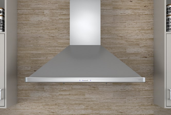 Zephyr Zsie36as 36 Inch Wall Mount Chimney Range Hood With