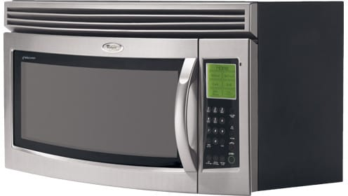 Whirlpool Gh6177xps 1 7 Cu Ft Over The Range G2microven