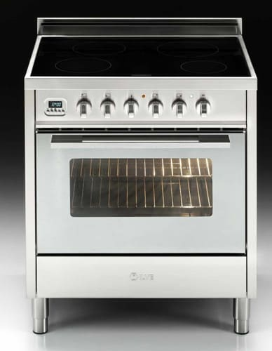 Ilve Upsi76mpi 30 Inch Professional Style Induction