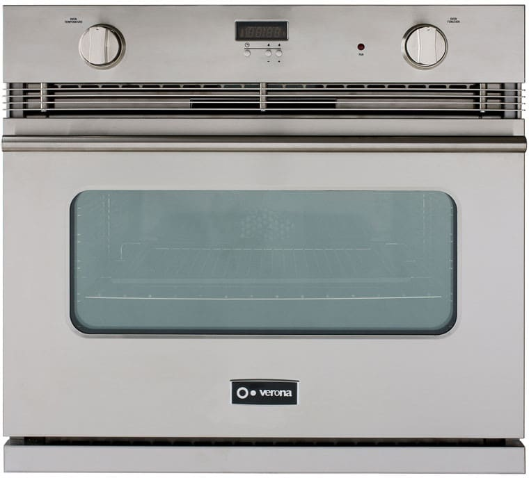 VEBIG30 30 Inch Single Gas Wall Oven with 3.0 cu. ft. Convection Oven ...