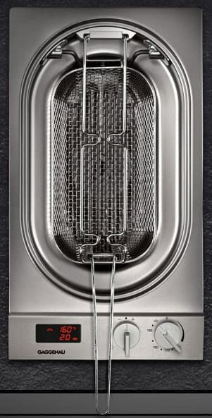Gaggenau Vf230614 12 Inch Electric Modular Deep Fryer With
