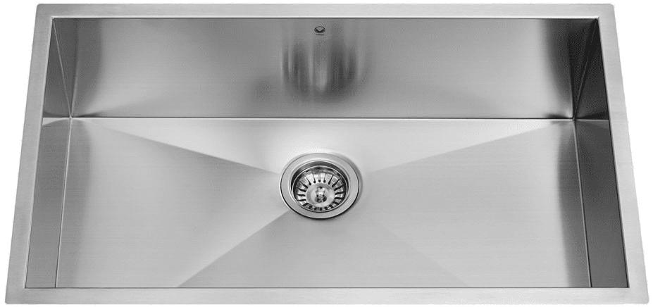 Vigo Industries VG3019B   Undermount Stainless Steel Kitchen Sink ...