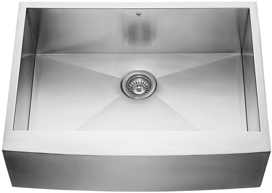 Vigo Industries VG3020C 30 Inch Single Bowl Stainless Steel ...