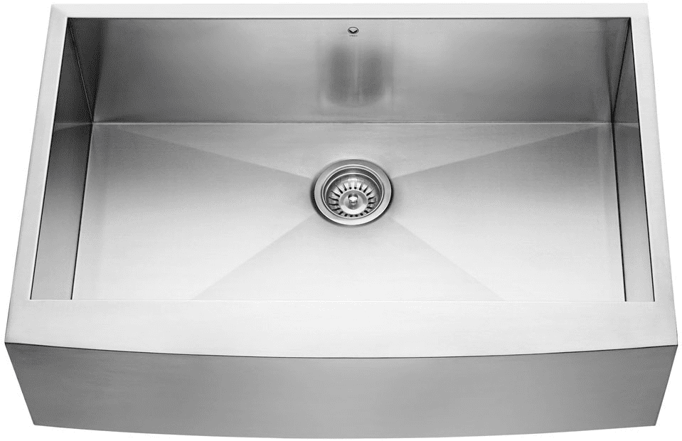 Vigo Industries Vg3320c 33 Inch Single Bowl Stainless Steel