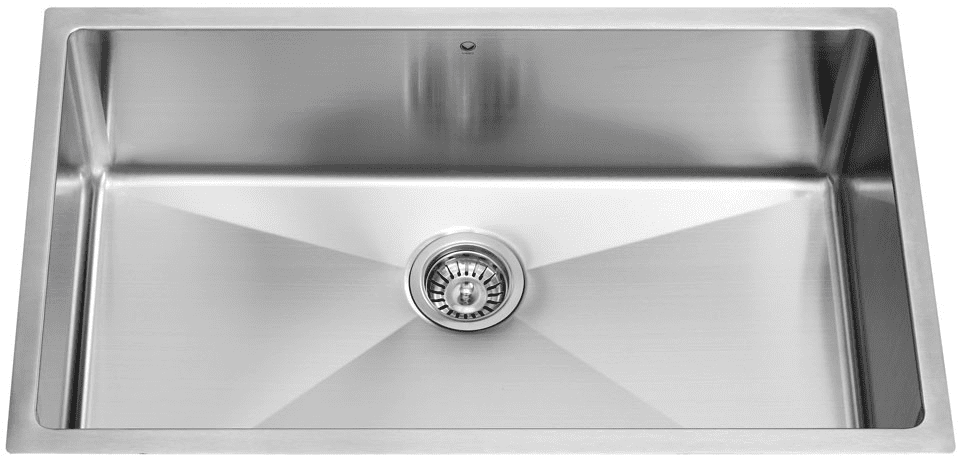 Vigo Industries VGR3219C 32 Inch Undermount Single Bowl Stainless ...