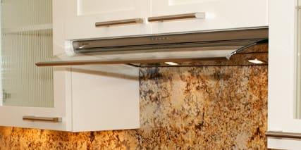 Faber Integrated Collection VELV30SS   Velvet Under Cabinet Slide Out Hood  ...