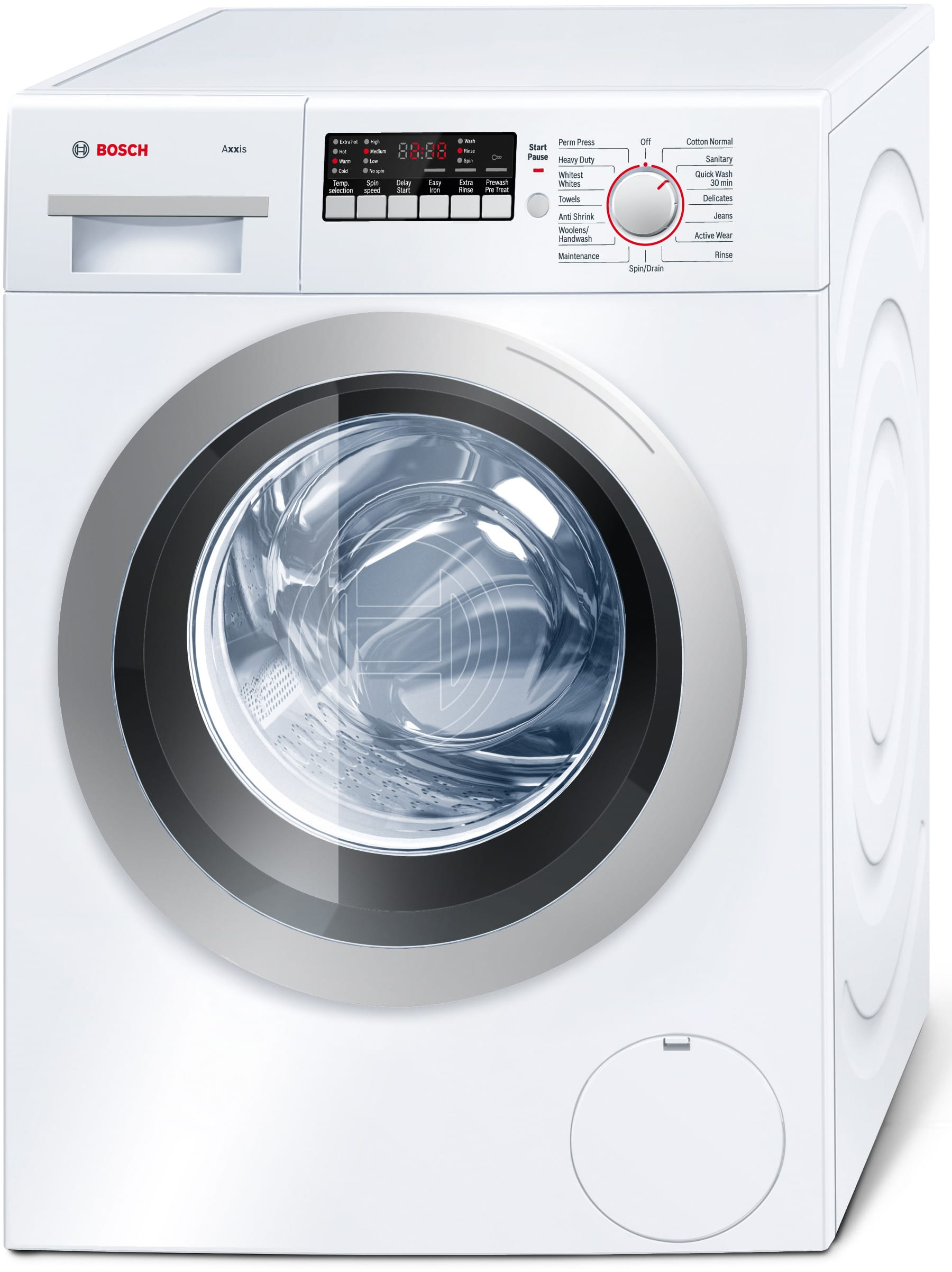 Miele stackable washer dryer ventless - Front Load Washer With 15 Wash Cycles 1 200 Rpm Quick Wash Aquashield System Antishrink Cycle Easyiron Option And Energy Star Qualification