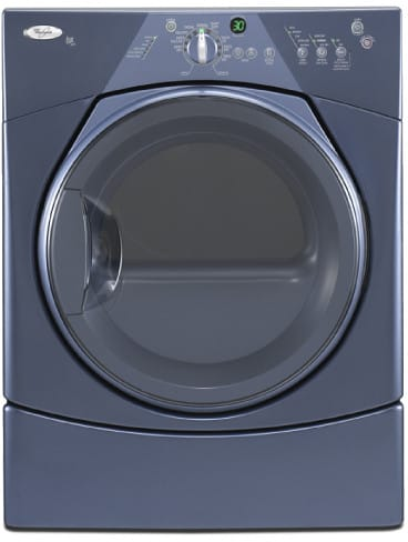 Whirlpool Wed8300se 27 Inch Electric Dryer With 6 7 Cu Ft