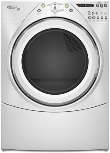 Whirlpool Wgd9200sq 27 Inch Gas Dryer With 7 0 Cu Ft