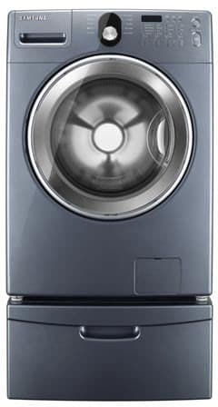 Samsung Wf218anb 27 Inch Front Load Washer With 4 0 Cu Ft