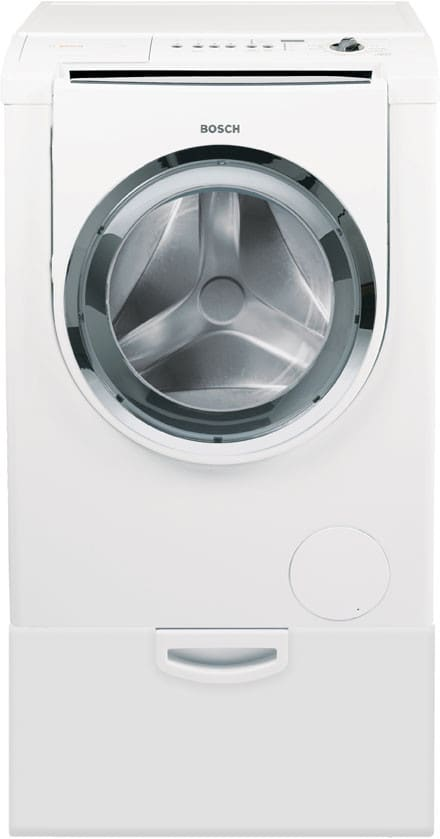 Bosch WFMC5440UC 27 Inch Front-Load Washer with 4.2 cu. ft ...