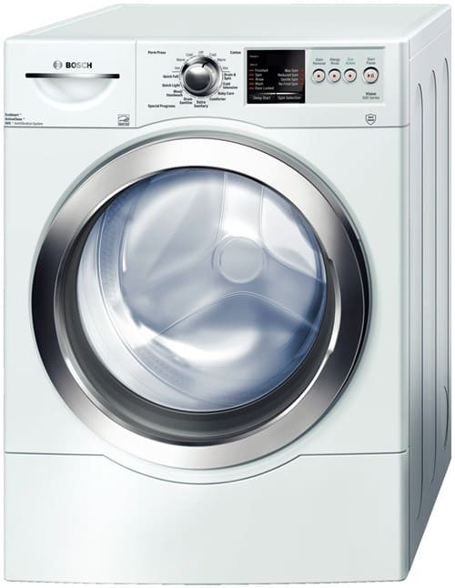 Bosch Wfvc6450uc 27 Inch Front Load Washer With 4 4 Cu Ft