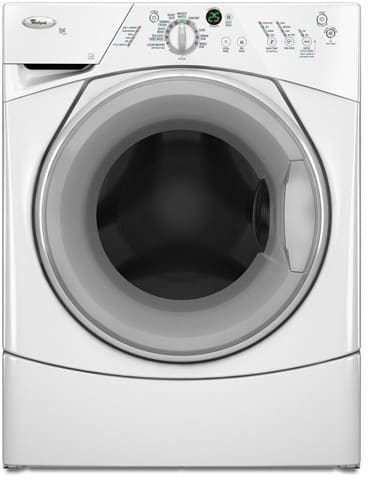 Whirlpool Duet Sport HT WFW8400TW   White With Grey Accents ...