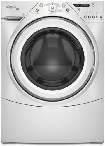 Whirlpool Wfw9200sq 27 Inch Front Load Washer With 4 0 Cu