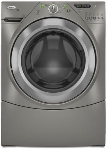 Whirlpool Wfw9300vu 27 Inch Front Load Washer With 4 0 Cu
