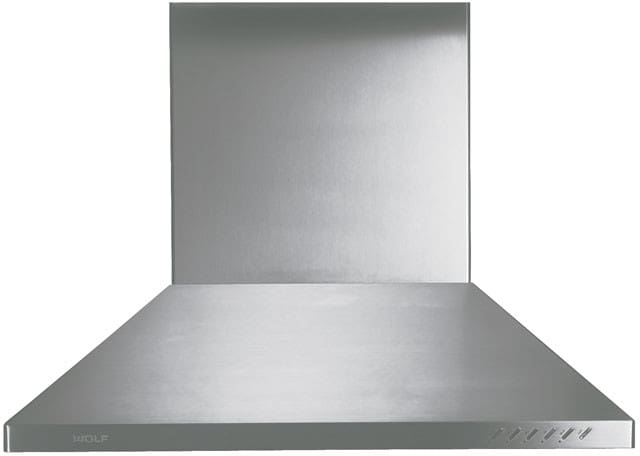 Wolf Ctwh36 Wall Mount Chimney Range Hood With Optional