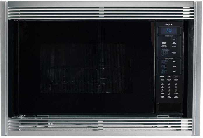 Wolf Mwc24 1 5 Cu Ft Countertop Microwave Oven With 900
