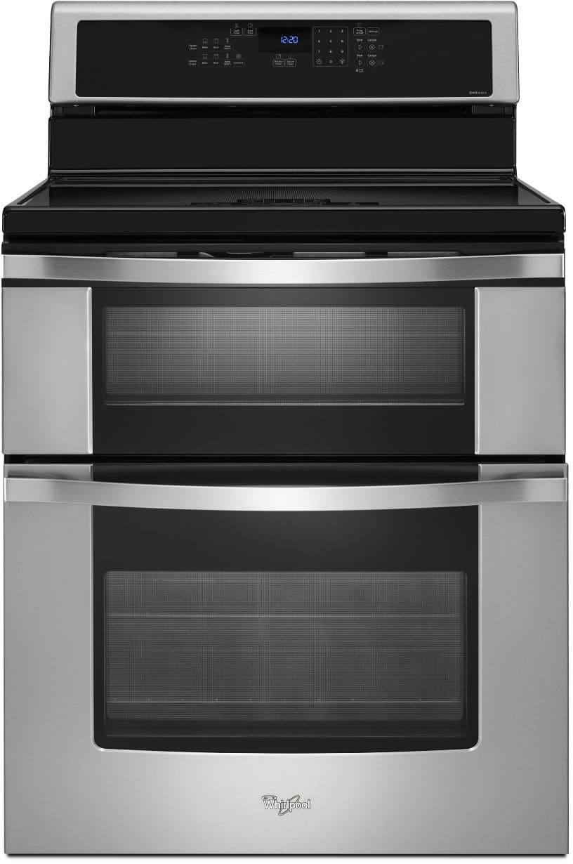 Whirlpool Wgi925c0bs 30 Inch Freestanding Electric Range