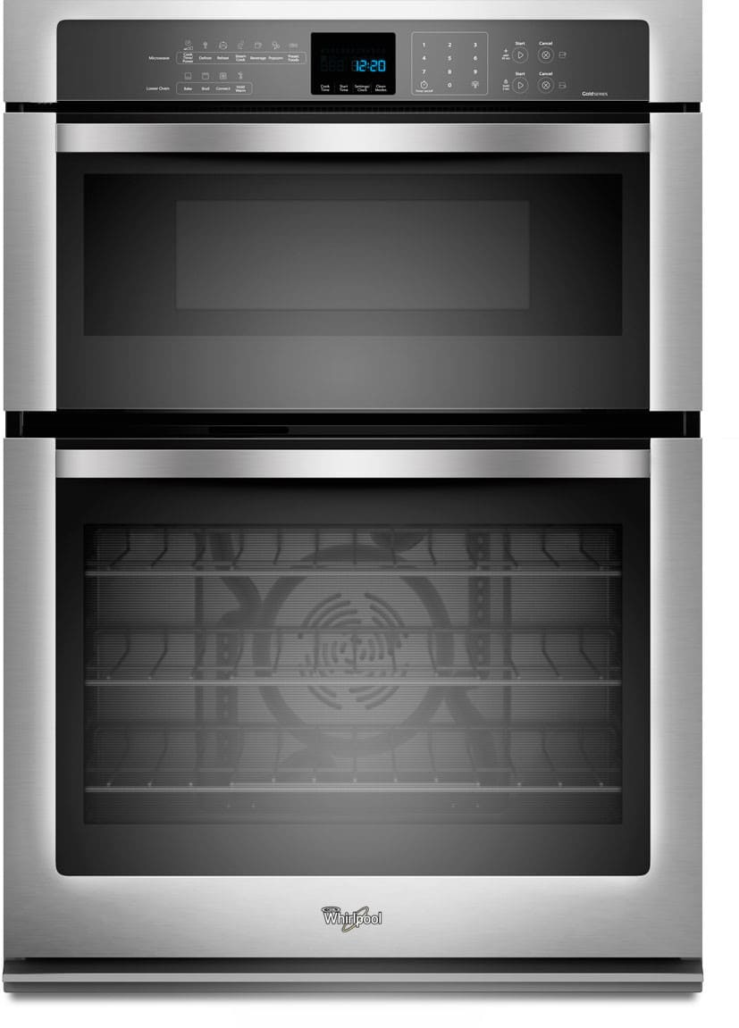 Whirlpool white ice microwave dimensions - Whirlpool Woc95ec0ah 30 Inch Microwave Combination Wall Oven With True Convection Temperature Sensor Rapid Preheat 5 0 Cu Ft
