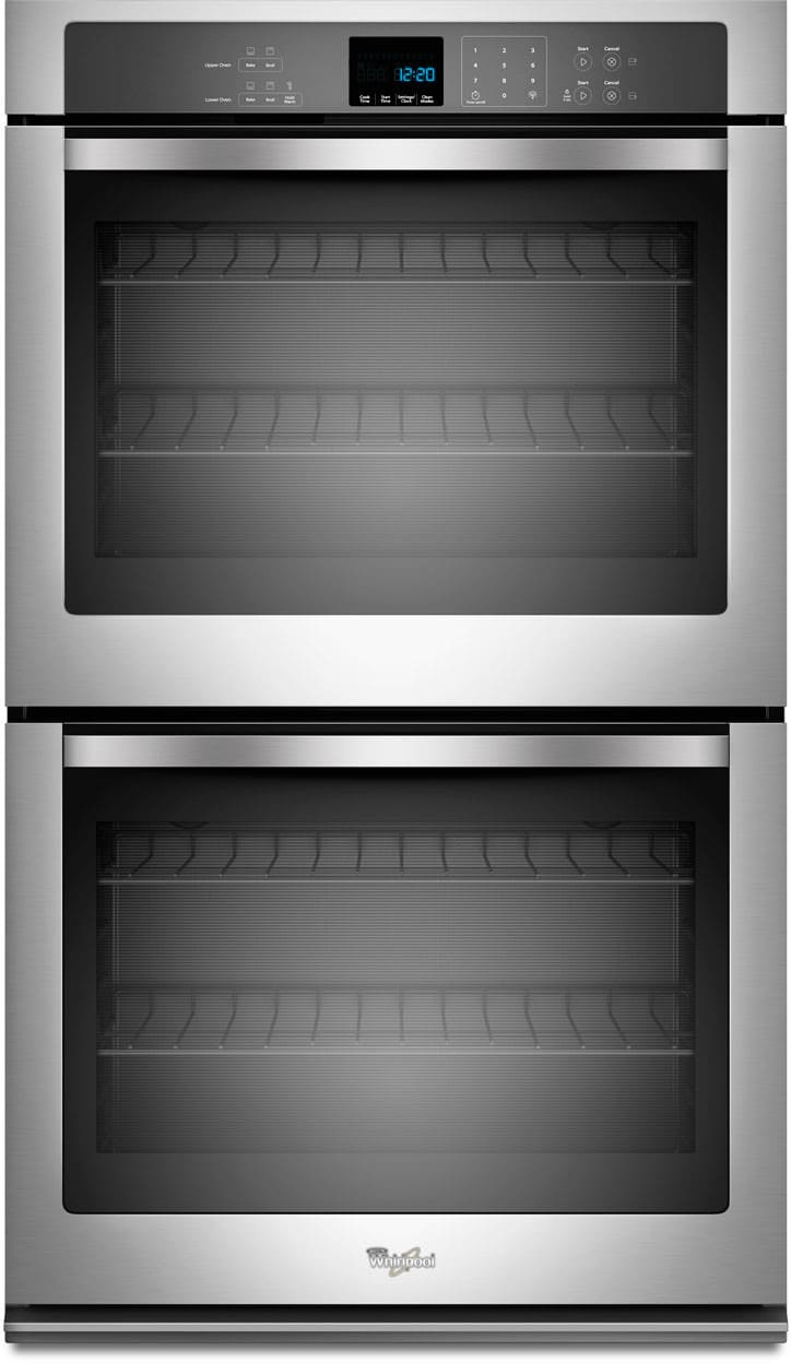 Whirlpool Wod51ec0as 30 Inch Double Electric Wall Oven
