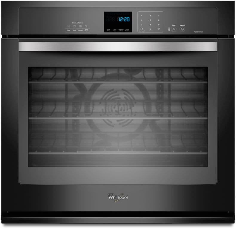 Whirlpool Wos92ec0ae 30 Inch Single Electric Wall Oven