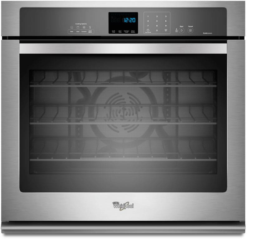Whirlpool Wos92ec0as Stainless Steel