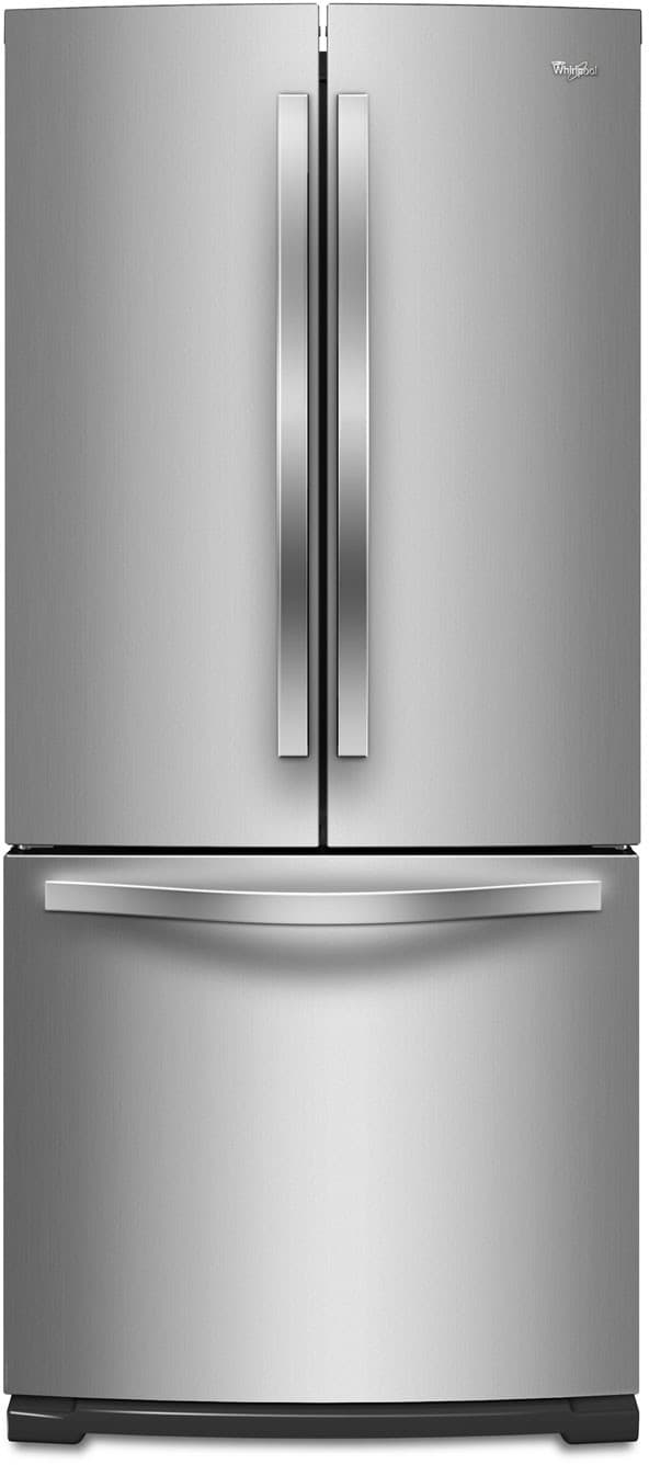 Whirlpool Wrf560sfy 30 Inch French Door Refrigerator With
