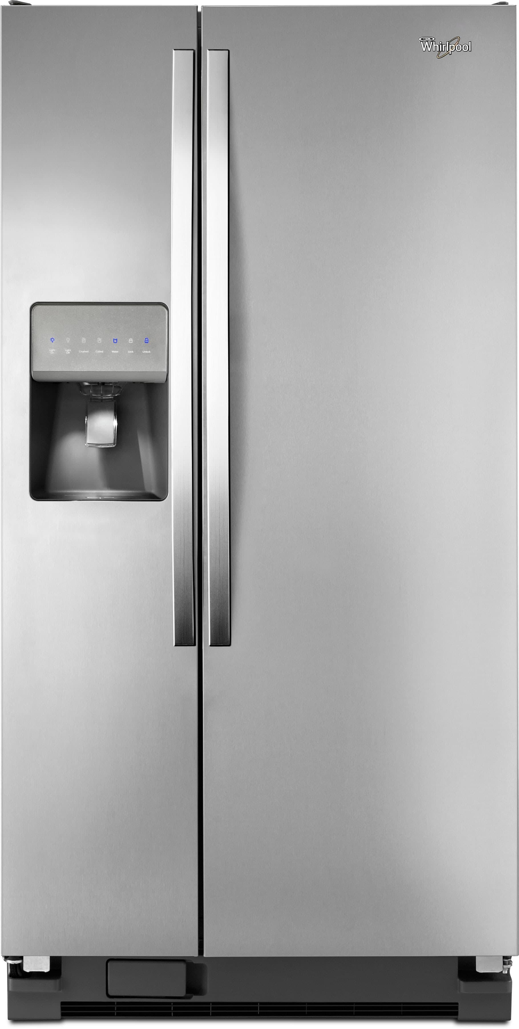 Whirlpool Wrs322fdam 33 Inch Side By Side Refrigerator