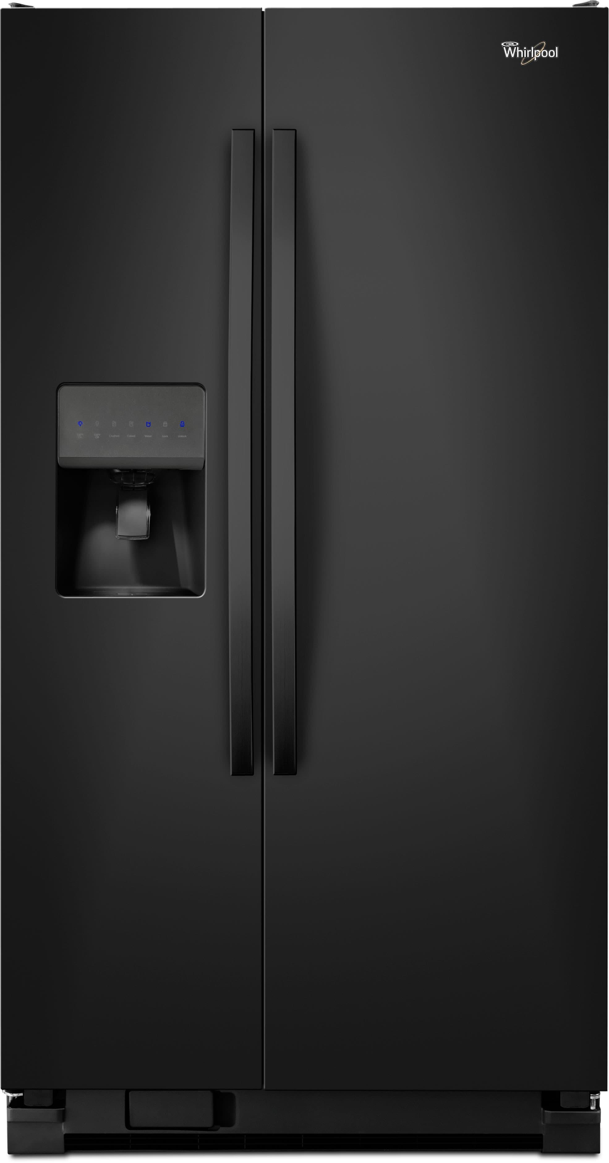 Whirlpool Wrs325fdab 36 Inch Side By Side Refrigerator