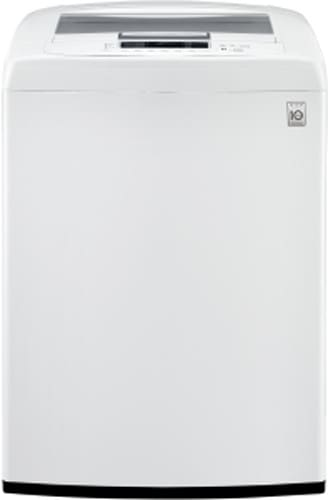 Lg Wt1101cw 27 Inch 4 1 Cu Ft Top Load Washer With 8