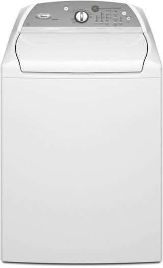 Whirlpool Wtw6200vw 28 Inch Top Load Washer With 3 6 Cu