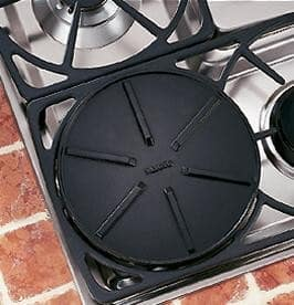 Gas Ranges >> Miele KMSP340 Cast Iron Simmer Plate for Gas Cooktops