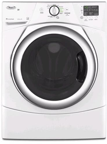 Whirlpool Wfw9250ww 27 Inch Front Load Washer With 3 5 Cu