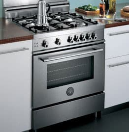 Bertazzoni Serial Number Location