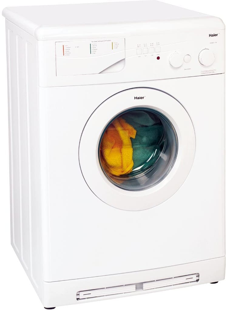 Haier Xqg6511su 24 Inch Washer Dryer Combo With 14 3 Lbs